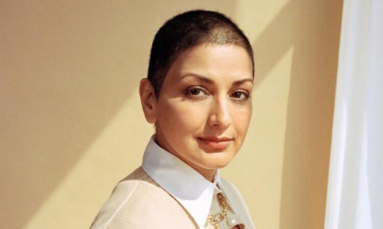 Sonali Bendre - Movielimelight